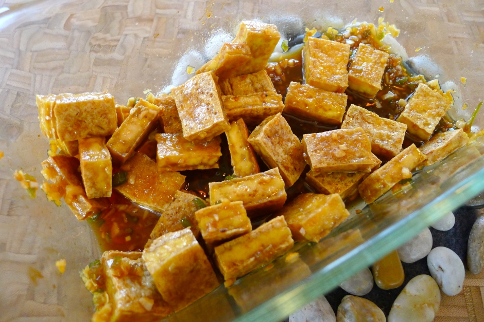 Sesame Ginger Baked Tofu The Usual Bliss