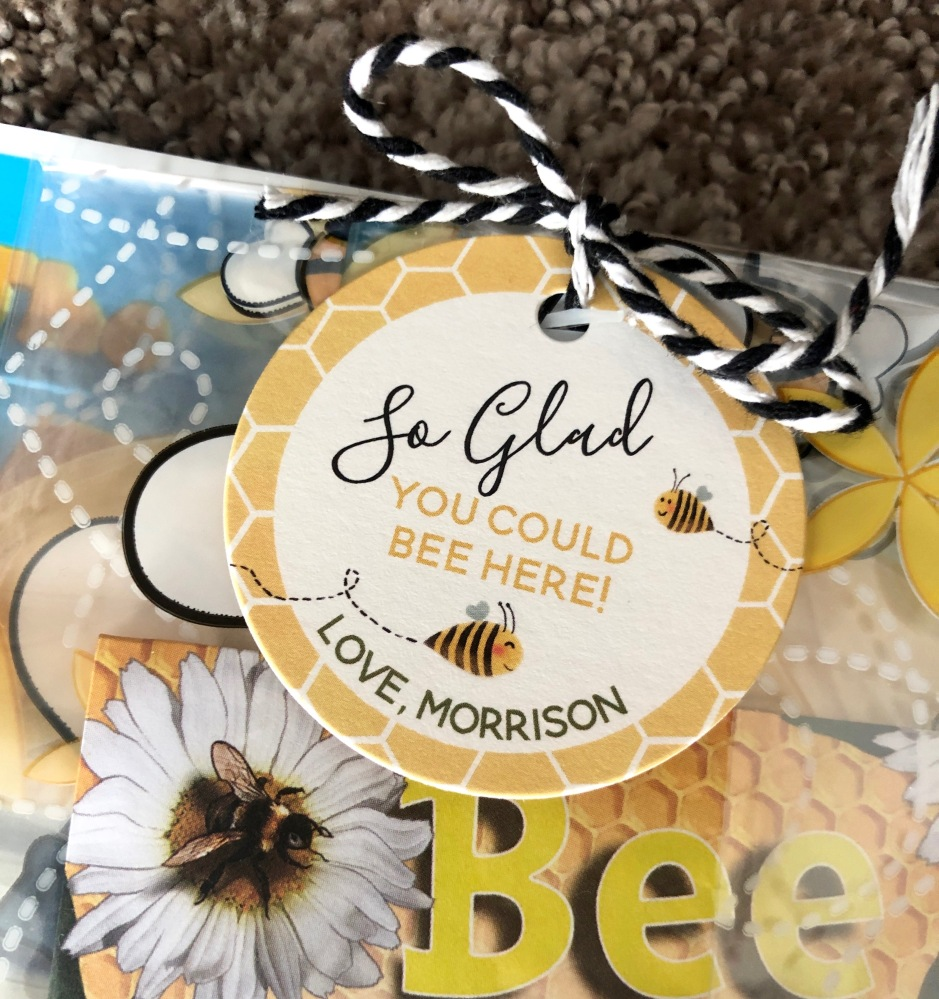 Morrison's First BEE-Day – the usual bliss